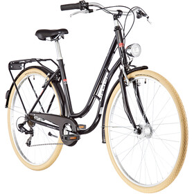 Ortler Detroit EQ 6-speed, black
